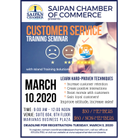 Customer Service Training Seminar