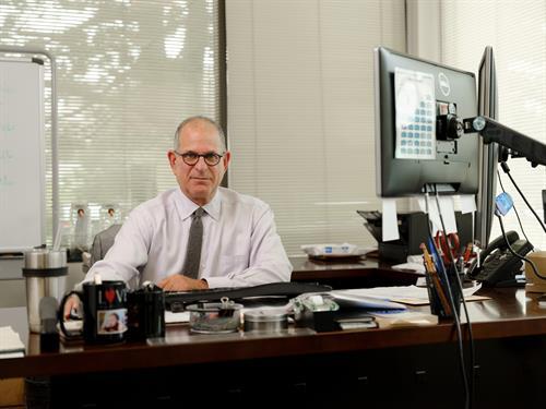Founding Partner Eric G. Matlin