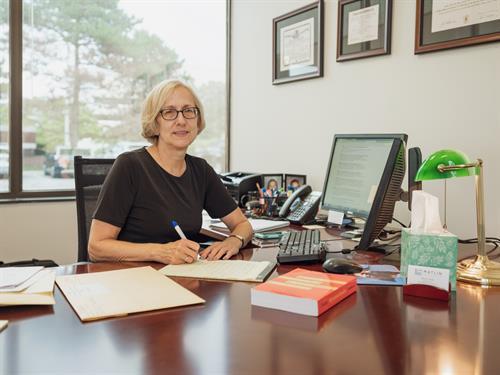 Partner Mary E. Vanek