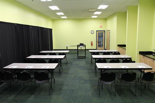 Pro-Team Room