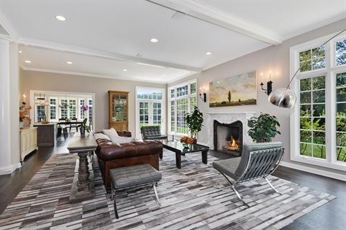interior remodel addition design build Lake Forest