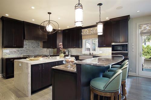 kitchen design remodel build Highland Park