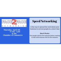 Face 2 Face Speed Networking