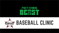 GPS Baseball Clinic hosted by Fact Fitness
