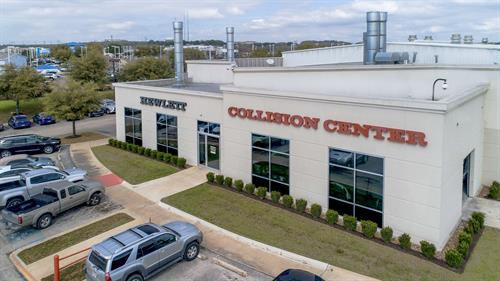 Hewlett Collision Center in Georgetown