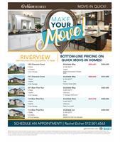 Gehan Homes Riverview - Georgetown
