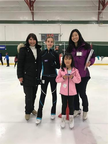 Learn to Skate Classes at Chaparral Ice in Austin