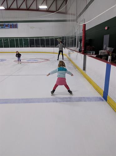 Public Skate at Chaparral Ice in Austin