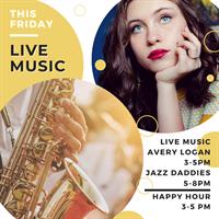 Music at Sweet Lemon - Double Feature: Avery Logan & Jazz Daddies