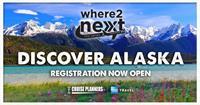 Discover Alaska Virtual Event