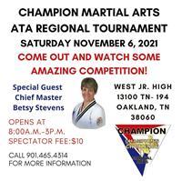 Champion Martial Arts Champions Challenge II