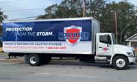 Our fleet of delivery vehicles run regular routes from Texas to the Upper East Coast to South Florida.