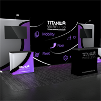 Backdrops and Displays
