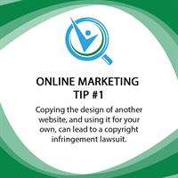 Online Marketing Tip #1 - By Joshua Lyons Marketing, LLC