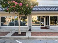 Front entrance on Palafox Street between Polonza Bistro and Odd Colony