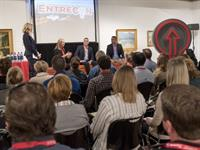 Speaking at Entrecon