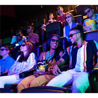 Wind Creek Cinema is the perfect place for catching the latest movies on the big screen.