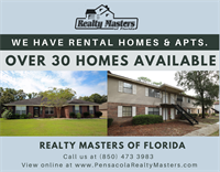 Over 30 rental homes available