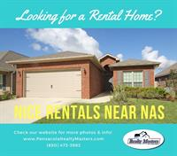 Pensacola rental homes near NAS