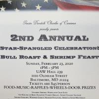 2nd Annual Star Spangled Bull & Shrimp Feast