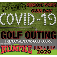 "Virtual Golf Outing ""Choose your Own Day"" Golf Tournament"