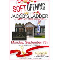 Jacob's Ladder Soft Opening