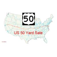 U.S. 50 Yard Sale