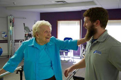 OVM Outpatient Rehabilitation