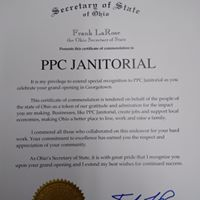 recognition from the state of ohio