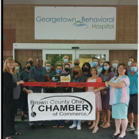 Chamber Hosts Ribbon Cutting & Grand Opening Ceremony for Georgetown Behavioral Hospital