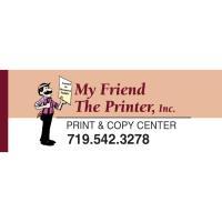 My Friend The Printer