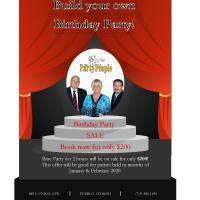 The Party People - Pueblo