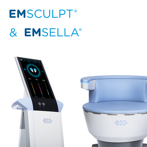 Emsculpt, Emsella Core to floor! No more leaks, increased stability