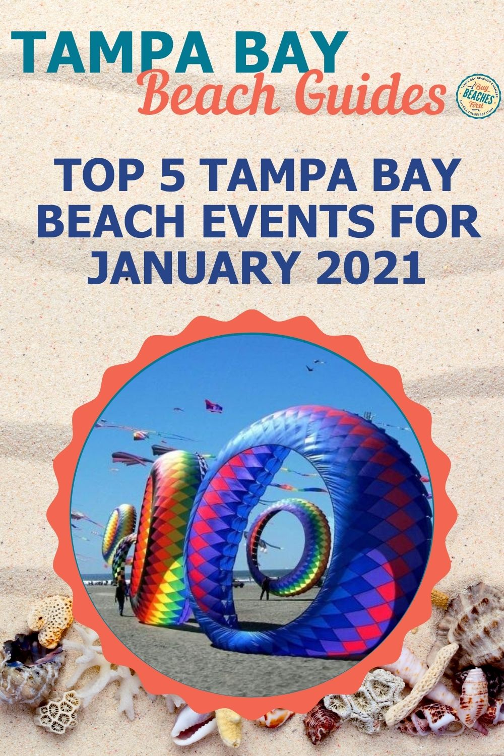 Top 5 Tampa Bay Beach Events for January 2021