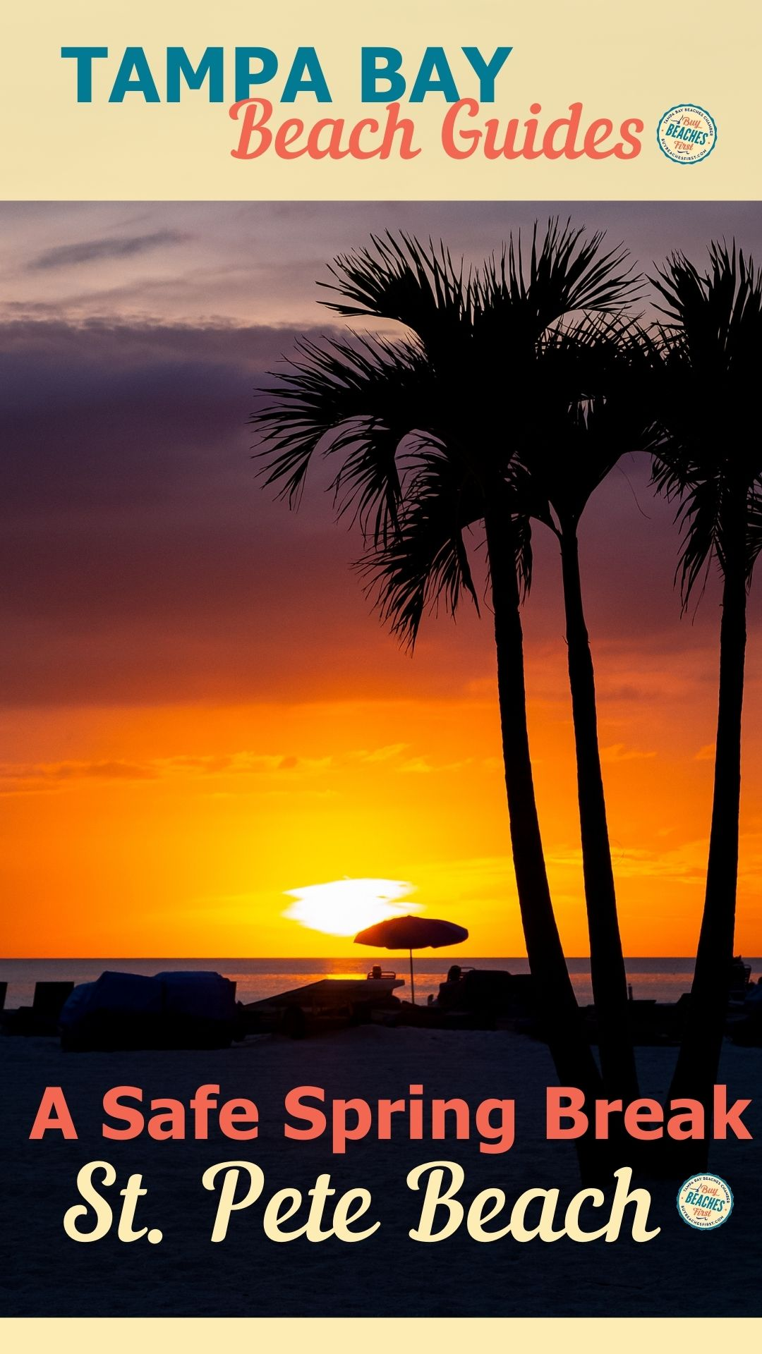Image for A Safe Spring Break in St. Pete Beach, Florida
