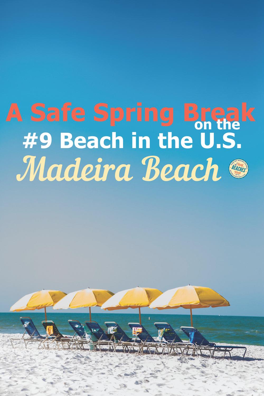 Image for A Safe Spring Break in Madeira Beach, Florida