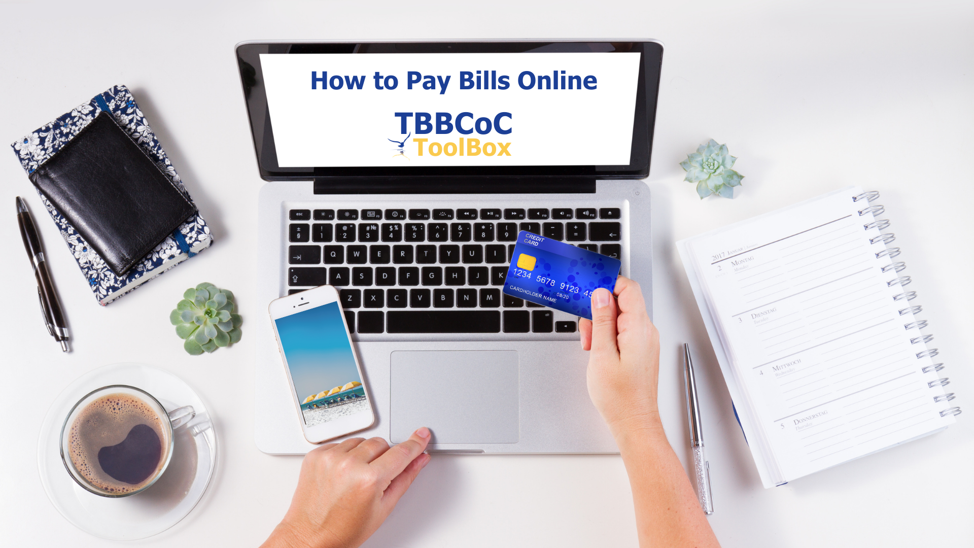 Image for How to Pay Bills Online