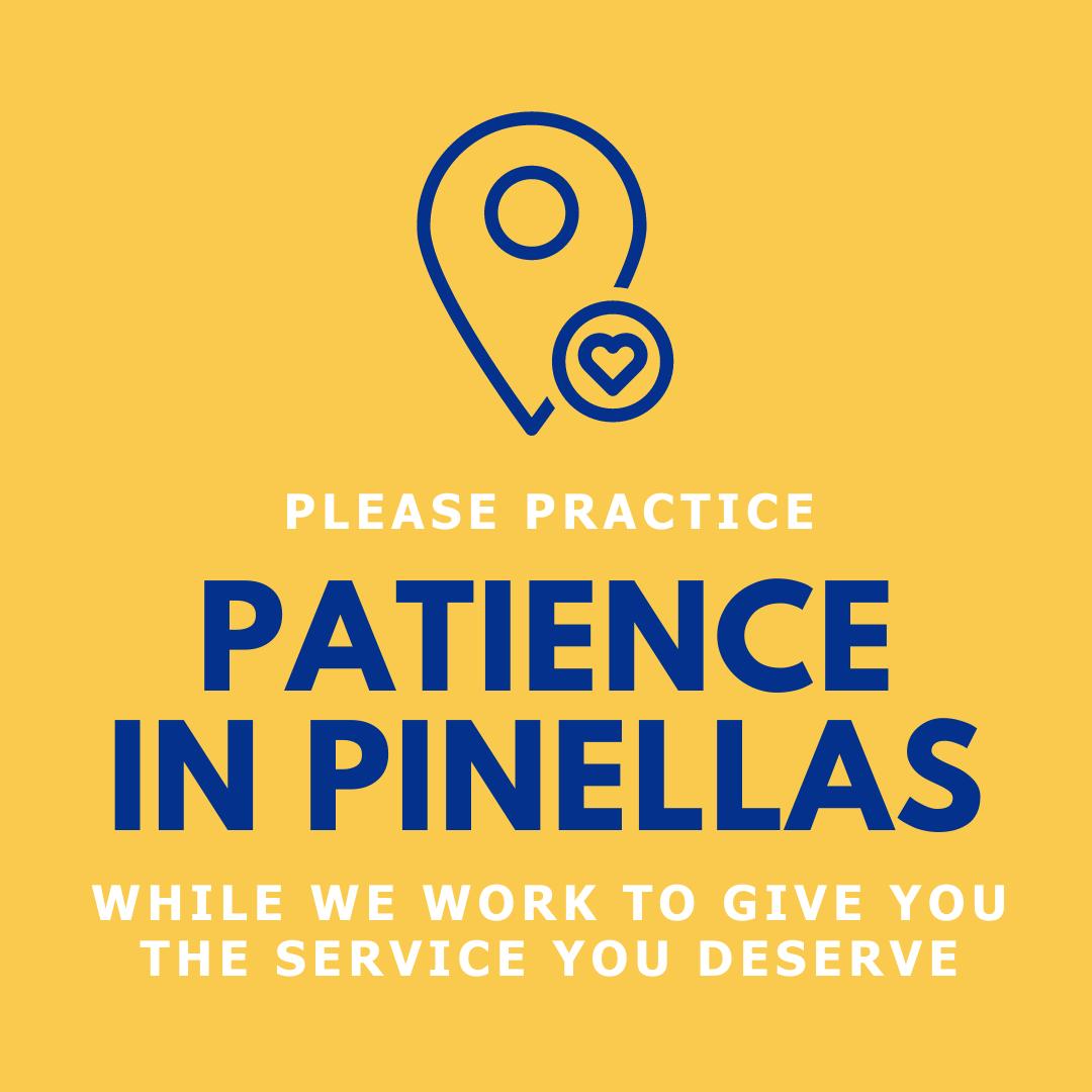 Patience in Pinellas