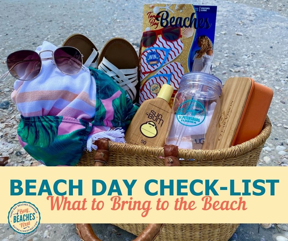 Image for Tampa Bay Beach Day Check-List