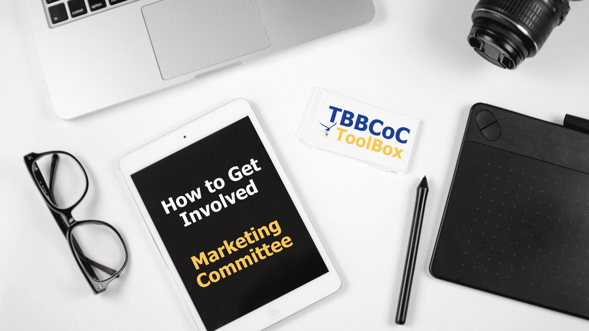 Image for How To Get Involved: Marketing Committee