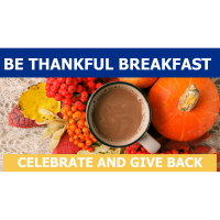 Be Thankful Breakfast - Mad Beach Craft Brewing Company