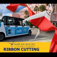 Freebee Ribbon cutting