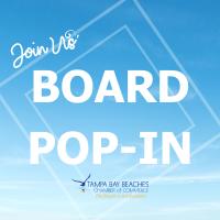 Board Pop In Event