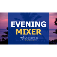 2021 Evening Mixer - LOCATION TBD