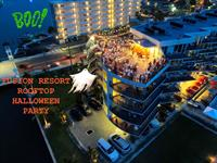 FUSION Resort Rooftop Halloween Party