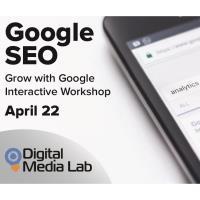 Digital Media Series - Google SEO