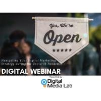 WEBINAR - Navigating Your Digital Marketing Strategy During COVID-19 Pandemic