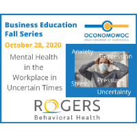 Mental Health in the Workplace in Uncertain Times