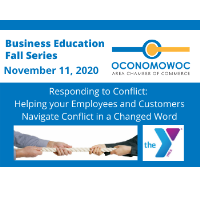 Responding to Conflict: Helping your employees & customers navigate in a changed world