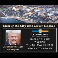 State of the City with Oconomowoc Mayor Bob Magnus